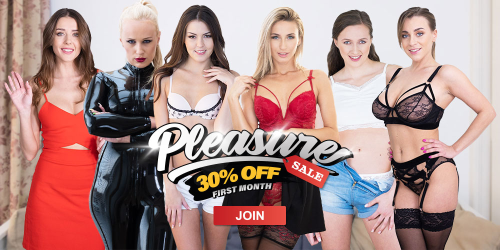 Stay home, stay safe, stay horny with discount on all memberships!